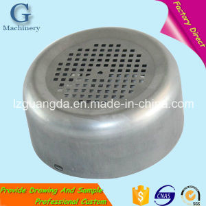 OEM Iron Deep Drawing Parts of Machinery pictures & photos