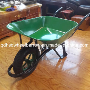 Strong Wheelbarrow with Cirling Yard (Wb6400A)