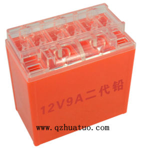 Valve Regulated Lead Acid Motorcycle Battery Container
