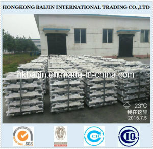 Factory Directly, Aluminum Ingot 99.7%, A7 pictures & photos