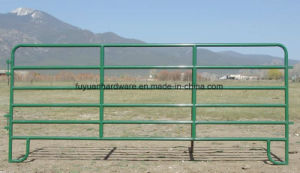 Horse Used Steel Square Galvanized Tube Cattle Panel pictures & photos
