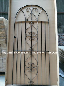 Powder Coated Garden Gate pictures & photos