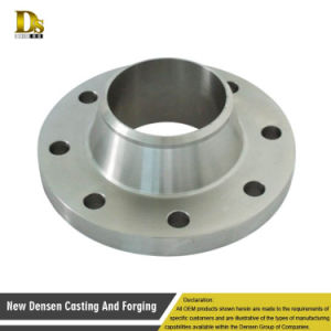 Custom Open Die Forging Stainless Steel Pipe Flange pictures & photos