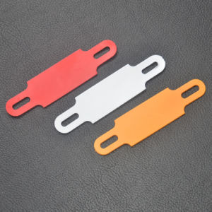 PVC Cable Marker Tag Orange pictures & photos