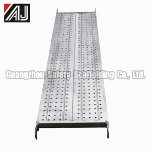 Galvanized Metal Scaffolding Plank for Sale, Guangzhou Manufacturer pictures & photos