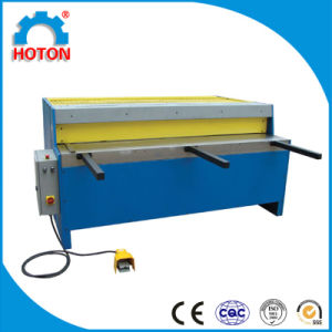 Electric Sheet Cutting Machine (Metal Shears Q11-4X1250 Q11-2X2050) pictures & photos