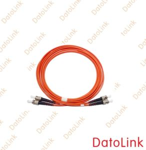 Fiber Optic Patch Cord for St Multimode Duplex pictures & photos