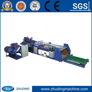 Full Automatic PP Woven Bag Cutting and Sewing Machine (ZD-SCD-45) pictures & photos