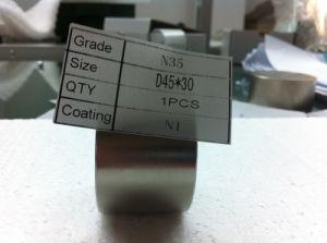 N42 NdFeB Magnet D50X25 50X25 D50 D25 pictures & photos