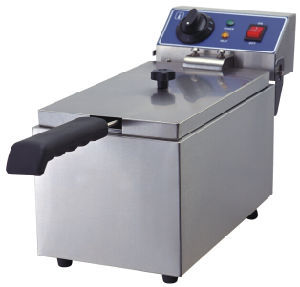 Commercial Electric Deep Fryers for Chiken pictures & photos