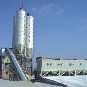 High Efficent Ready-Mixed Concrete Batching Plant (HZS60) pictures & photos