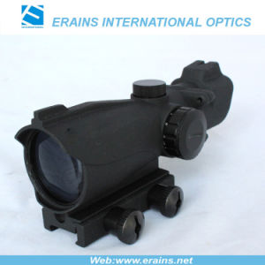 Tactical 2X Maginification Close Combat 2X42 Red & Green DOT Sight Rifle Scope pictures & photos
