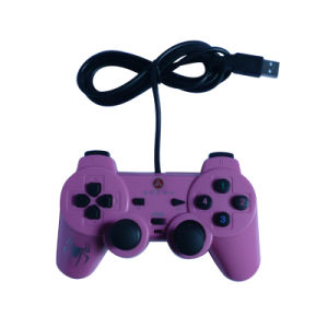 PC USB Wired Gamepad with Double Shock (ADJ-208P)