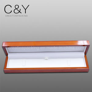 High Gloss Necklace Display Wooden Jewellery Box pictures & photos