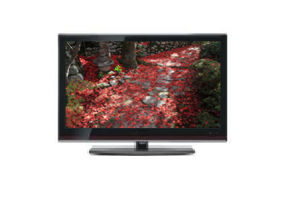 Cr-19A03, Black Glossy Shell, Narrow Frame, Slim Body, LED TV