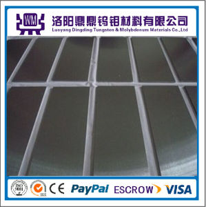 Top Quality 99.95% Molybdenum Plate/Sheet/Foil for Refection Shield From China Manufacturers pictures & photos