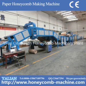 2016 Hot Sale Paper Honeycomb Wall Board Making Machine