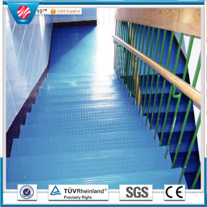 Hospital Rubber Flooring/Gym Rubber Tile/Gymnasium Flooring pictures & photos