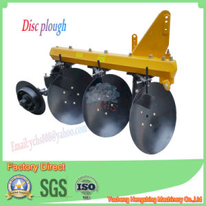 Tractor Disc Plow Farm Machinery Plough pictures & photos