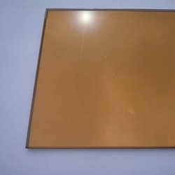 Factory Quality Euro Bronze Colored Mirror Glass pictures & photos