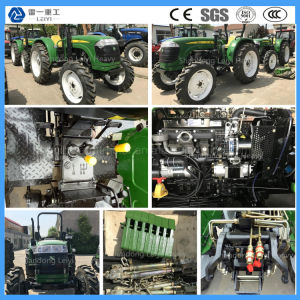 Factory Xinchai Engine 4wheel Farm/Agricultural/Mini/Compact/Garden/Lawn Tractor pictures & photos