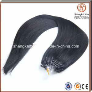 Micro Ring Hair Extensions Micro Loop Hair Prebonded Hair Extension