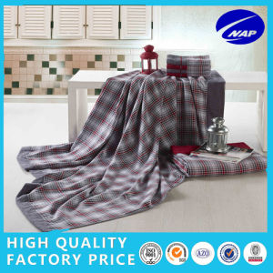 100% Cotton Yarn Dyed Jacquard Bath Towel