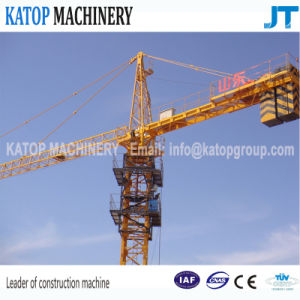Katop Brand TC6025-10 Topkit Tower Crane for Construction Site pictures & photos
