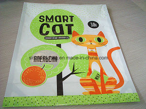 Plastic Bag for Cat Smart Packing pictures & photos