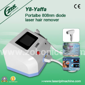 Y8 Clinc Used Strong Energy 808nm Diode Laser Hair Removal pictures & photos