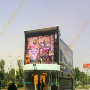 Outdoor Advertising Full Color IP65 LED Video Screen