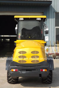 Telescopic Earth Moving Equipment Front End Loader Agriculted Mini Wheel Loader pictures & photos
