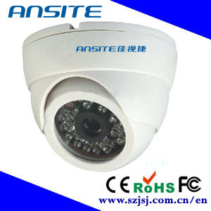 IR LED Dome Camera (CE/RoHS/FCC)