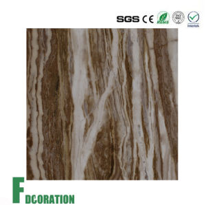 Antistatic Artificial Marble UV Laminated PVC Wall Panel pictures & photos