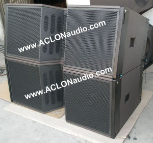 "Vt215 Top Class New Line Array Speaker/Vt4889 Dual 15"" Three-Way High Power Line Array pictures & photos"