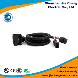 Motorcycle Wiring Harness Connector Computer Cable for Engine Parts pictures & photos