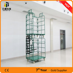 Warehouse Logistic Steel Roll Cage pictures & photos