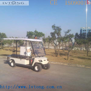 Wholesale 2 Seaters Electric Folding Ambulance Stretcher pictures & photos