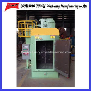 Hot Sales Shot Blasting Machine of Hook Type pictures & photos