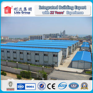 Durable Steel Structure House/Prefabricated House/Labor House Prefabricated pictures & photos