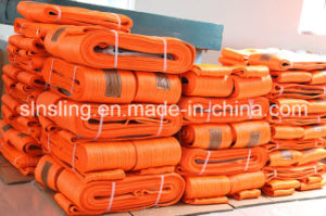 2017 Heavy Duty 200mm Width 100% Polyester Webbing Belt pictures & photos