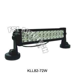 72W SMD5050 Offroad LED Light Bar pictures & photos