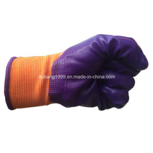 Nitrile Gloves/Working Gloves/Construction Gloves/Industry pictures & photos