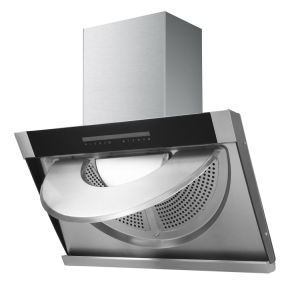 Kitchen Range Hood with Touch Switch CE Approval (QW-NEW DESIGN) pictures & photos
