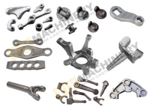 Customized Steel Hot Drop Forged Parts pictures & photos