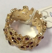 Lace Ring with Metal for Wedding Beauty pictures & photos