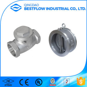 Class2500 Cast Steel Swing Check Valve pictures & photos
