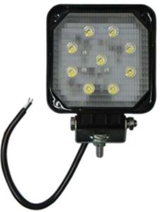 1-30VDC 20W Square LED Work Lamp with IP67 pictures & photos