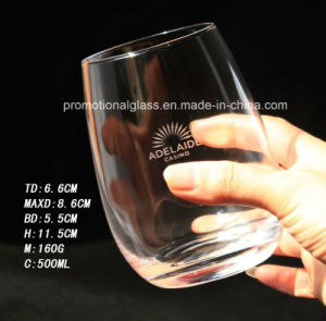500ml Handmade Whisky Glass pictures & photos