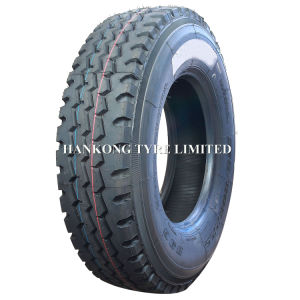 All Steel Tyres Radial Tyres off Road Truck Tyres (315/80R22.5) pictures & photos